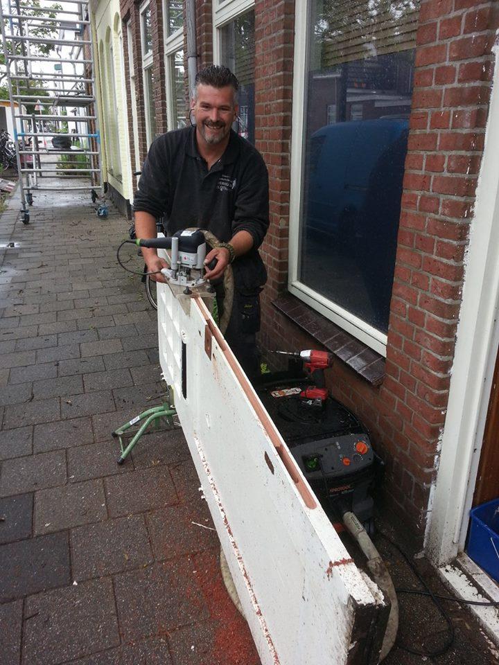 Martijn Vermeulen meerpuntsluiting infresen